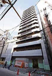 ファーストステージ東梅田[4階]の外観