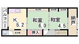 苅藻駅 4.0万円