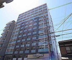 京都府京都市下京区中之町の賃貸マンションの外観