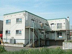 北日本ハイツA[102号室]の外観