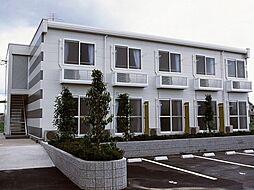 レオパレスレークサイド岡本[2階]の外観