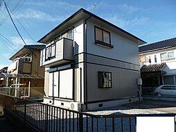 栃木県宇都宮市泉が丘3丁目の賃貸マンションの外観