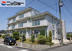 愛知県名古屋市名東区極楽2丁目の賃貸マンションの外観
