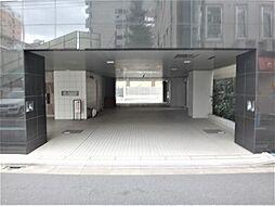 渋谷区千駄ヶ谷5丁目の機械式駐車場