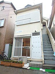 パルハウス東神奈川[101号室]の外観