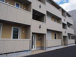 兵庫県神戸市兵庫区松原通1丁目の賃貸アパートの外観