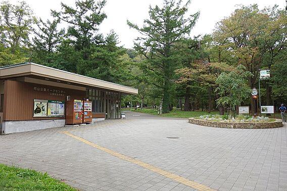 円山公園まで6...
