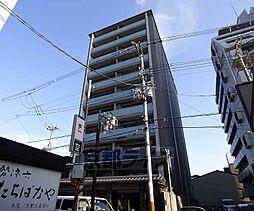 京都府京都市中京区堀川通三条東入橋東詰町の賃貸マンションの外観