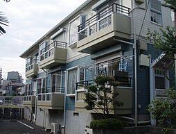 埼玉県さいたま市中央区鈴谷7丁目の賃貸アパートの外観