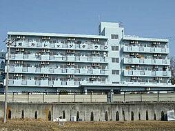 愛知県長久手市岩作三ヶ峯の賃貸マンションの外観