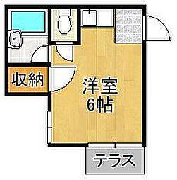 西黒崎駅 1.8万円