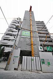 ファーストフィオーレ心斎橋EASTII[4階]の外観