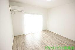 コーポレインボー[203号室]の外観