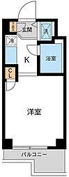 ウインベル錦糸町第3[406号室]の間取り