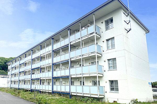 ビレッジハウス春光3号棟 2階の賃貸【北海道 / 旭川市】