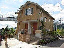 広島県広島市安芸区瀬野西1丁目の賃貸アパートの外観
