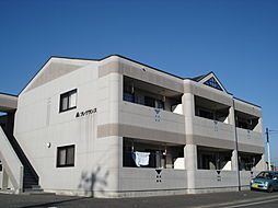 佐貫駅2LDK[203号室]の外観