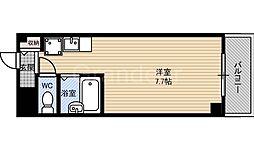 RONA GARDEN PLACE[4階]の間取り