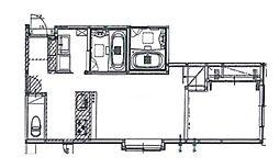 エスパニア札幌IV[2階]の間取り