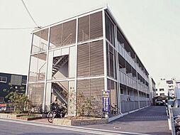 レオパレスルナI[205号室号室]の外観