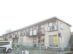 千葉県市原市五井東1丁目の賃貸アパートの外観