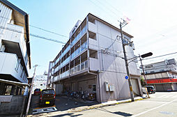津田ビル[203号室]の外観