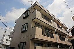 ピアン松原[3階]の外観