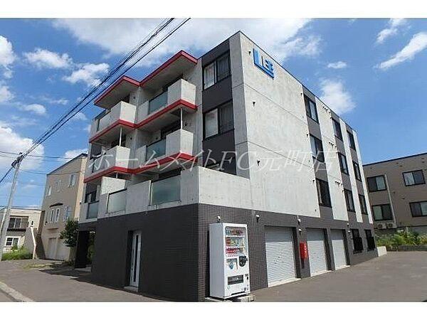 LEE SPACE 北18条A 4階の賃貸【北海道 / 札幌市東区】