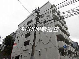 ヴェラハイツ新宿[702号室]の外観
