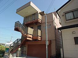 兵庫県姫路市飾磨区中島3丁目の賃貸マンションの外観