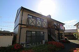 レシャルマントメゾン[1階]の外観