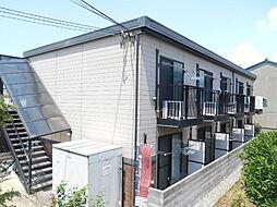 大阪府堺市西区鳳東町5丁の賃貸アパートの外観
