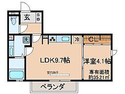 JR藤森駅 7.3万円