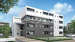 兵庫県神戸市西区玉津町田中の賃貸マンションの外観