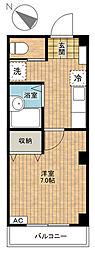 埼玉県さいたま市中央区新都心の賃貸マンションの間取り