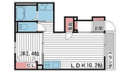 播磨高岡駅 4.9万円