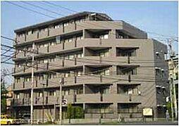 東京都西東京市柳沢1丁目の賃貸マンションの外観