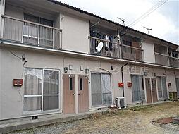 山野アパート西棟[4号室]の外観