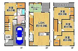 大正駅 3,280万円