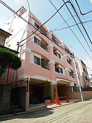 ドメイン横濱元町[3階]の外観