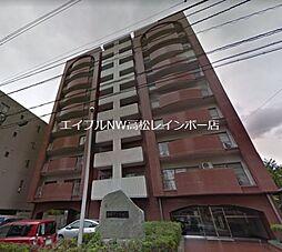 番町マンション[3階]の外観