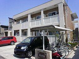 愛知県名古屋市千種区上野2丁目の賃貸アパートの外観