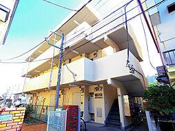 コーポ富士美[2階]の外観