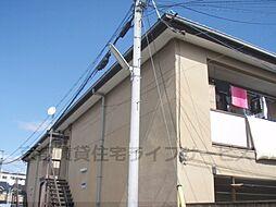 第1御所ノ内マンション[203号室]の外観