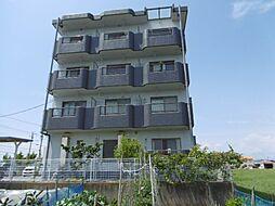 静岡県磐田市下大之郷の賃貸マンションの外観
