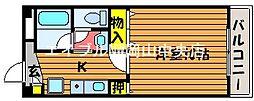 エントランスF[2階]の間取り