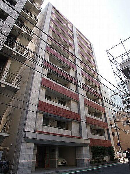 ラヴィーナ横浜[704号室]の外観