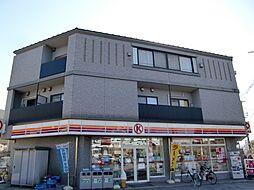 京都府京都市下京区八百屋町の賃貸マンションの外観