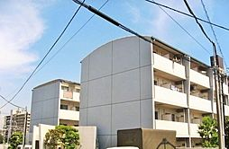 サンコート鶴見A[3階]の外観
