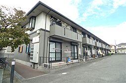 兵庫県加古川市尾上町今福の賃貸アパートの外観